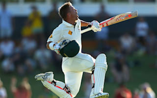Record-breaking Warner and classy Khawaja put Australia in command