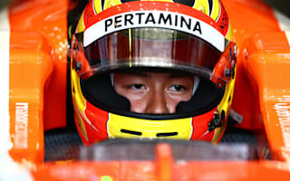 Haryanto agrees Manor reserve role