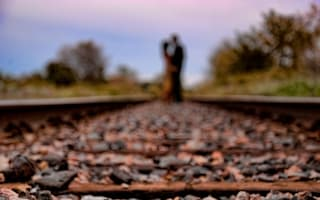 Woman killed and man loses legs having sex on train tracks