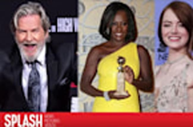 Stars React to Their Academy Award Nominations