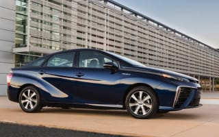 Toyota to share hydrogen fuel cell patents