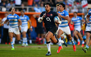 Solomona: England debut was best and worst of my career