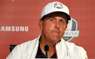 McGinley: Mickelson did not intentionally insult Sutton
