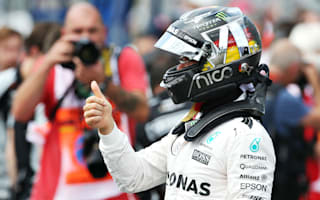 Pole-sitter Rosberg calm over electrical issue
