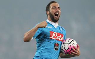 BREAKING NEWS: Juventus sign Higuain from Napoli for EUR90m