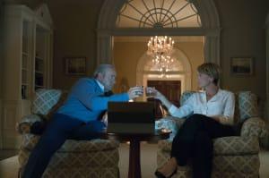 Conten la respiración: las primeras fotos de la temporada 5 de 'House of Cards' ya están aquí