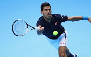 Djokovic completes Finals group clean sweep