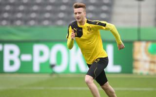 Returning Reus captains Dortmund in Legia clash