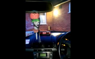 Video of overcharging taxi driver goes viral