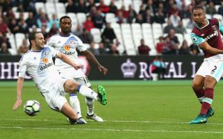 West Ham United 1 Sunderland 0: Late Reid strike seals it for the Hammers