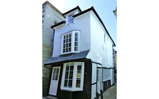 Famous 'Crooked House' in Windsor on sale for £1.5 million