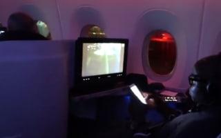 Qatar Airways plane abandons 100mph takeoff as 'runway too short'