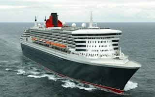 """Queen Mary 2 cruise liner in rescue during """"once in a lifetime"""" storm"""