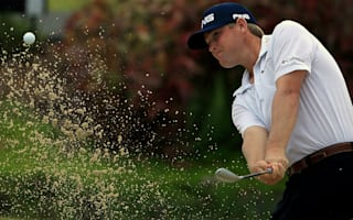 Mullinax leads as lightning suspends Puerto Rico Open