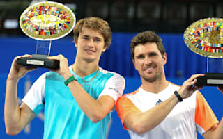 Double delight for Zverev in Montpellier, Dimitrov reigns in Sofia
