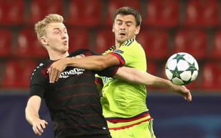 Brandt: Leverkusen messed up in CSKA draw