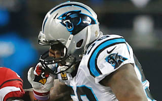 Davis ready for Super Bowl despite '11-12' screws in arm