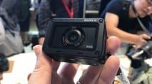 La todoterreno Sony RX0 es una RX100 V en el cuerpo de una GoPro