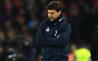 Tottenham display shows we're not ready for title challenge - Pochettino