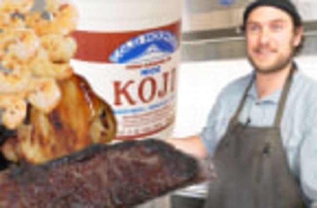 Brad Experiments with Koji