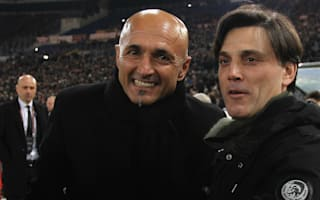 They will challenge for Serie A - Roma boss Spalletti lauds Milan
