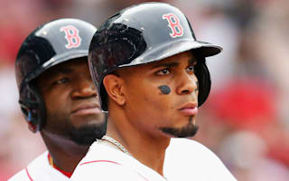 Bogaerts helps Red Sox to gritty win, Granderson stars in extras for Mets