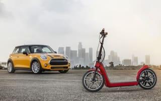Mini reveals Citysurfer concept