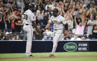 Giants, Mets hold wildcards