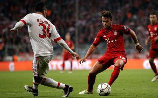 Benfica v Bayern Munich: Bernat prepared for 'war'