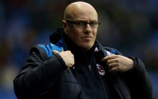 Reading v West Brom: McDermott out to shock Premier League strugglers