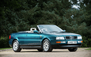 Princess Diana's Audi to go on sale at Classic Motor Show