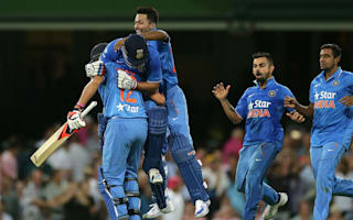 India whitewash Australia despite Watson heroics