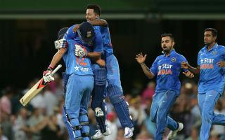 India whitewash Australia despite Watson heroics