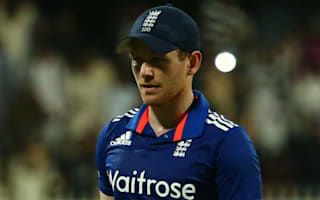 Defeat in India 'disappointing to take' for Morgan