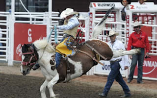 Rodeo stunts to entertain Royals on Canada tour