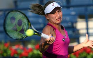Gavrilova wins through in San Antonio