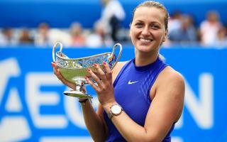 Kvitova revels in perfect comeback with Birmingham title