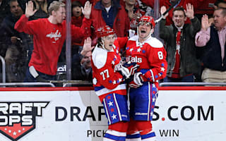 Ovechkin helps Capitals extend winning run