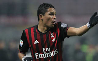 Montella ready to shoulder Bacca blame