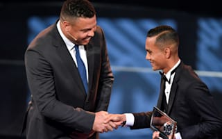 Subri's stunning free-kick wins FIFA Puskas Award