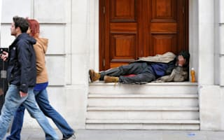 Sharp rise in homelessness fears