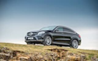 First Drive: Mercedes-Benz GLE Coupe