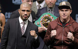 Defiant Cotto unconcerned by losing belt ahead of Alvarez bout