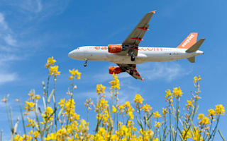 Easyjet named Europe's best low-cost airline