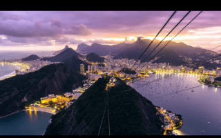 Video of the day: Rio de Janeiro in time lapse