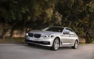 BMW unveils first plug-in hybrid 5 Series