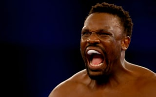 Chisora hurls table at Whyte