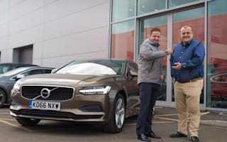 Volvo S90: A suave Swede joins the team