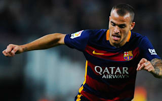 Barcelona forward Sandro out for up to seven weeks