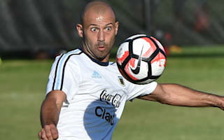 Mascherano praises Venezuela improvement under Dudamel